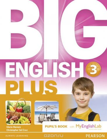 Big English Plus 3 Pupil's Book with Myenglishlab Access Code Pack