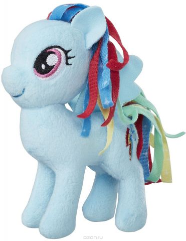 My Little Pony Мягкая игрушка Пони Rainbow Dash 13 см