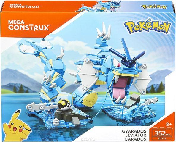 Mega Construx Pokemon Конструктор Гиарадос