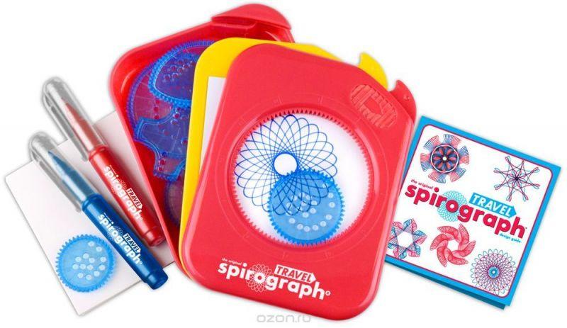 Spirograph Набор для рисования Travel