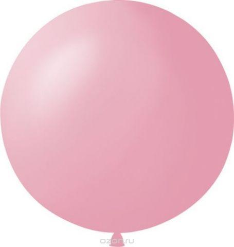 Latex Occidental Шарик воздушный Пастель цвет розовый 91 см