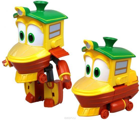 Robot Trains Трансформер Утенок