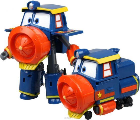 Robot Trains Трансформер Виктор