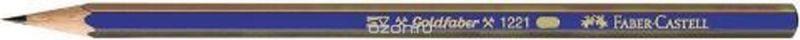 Faber-Castell Карандаш чернографитный Goldfaber 1221 HB