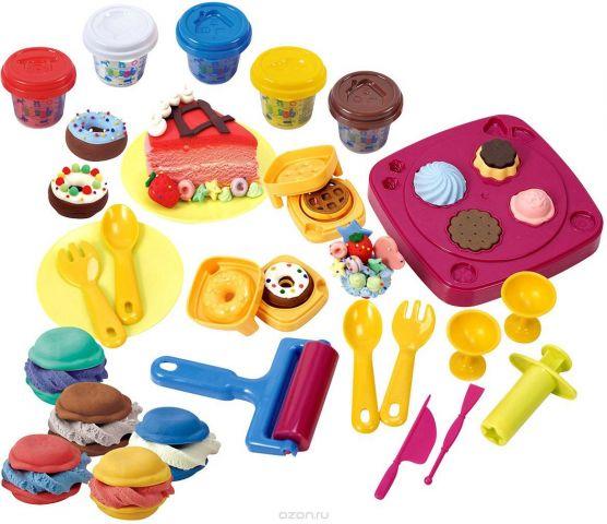 Playgo Набор для лепки Сладкая фабрика