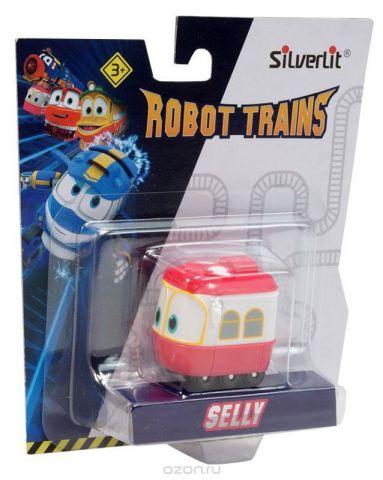 Robot Trains Паровозик Сэлли