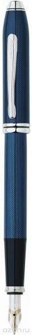 Cross Ручка перьевая Townsend цвет корпуса синий