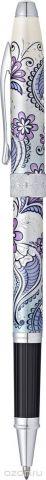 Cross Ручка-роллер Selectip Botanica цвет чернил черный