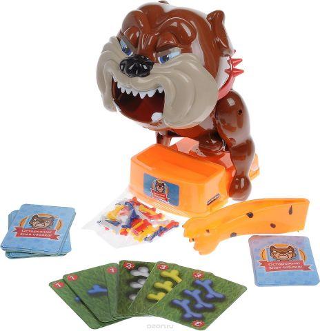 1TOY Настольная игра Игродом Злая собака