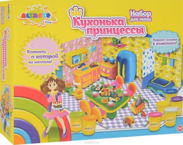 Altacto Clay Набор для лепки Кухонька принцессы