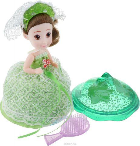 Emco Кукла-Капкейк Cupcake Surprise Невеста цвет мятный