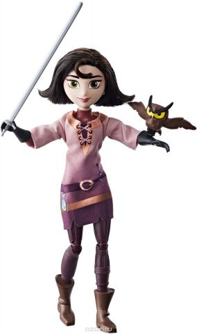 Disney Tangled Кукла Кассандра с совой