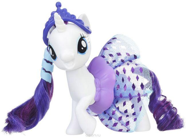 My Little Pony Фигурка Пони Рарити в блестящей юбке
