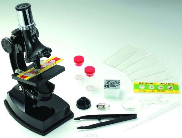 Edu-Toys Набор для опытов Микроскоп MS006
