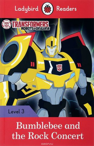 Transformers: Bumblebee and the Rock Concert: Level 3