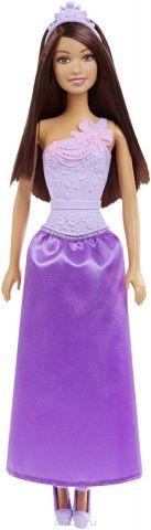 Barbie Кукла Принцесса цвет фиолетовый DMM06_DMM08