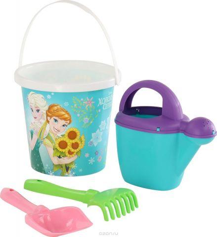 Disney Набор игрушек для песочницы Холодное сердце №9