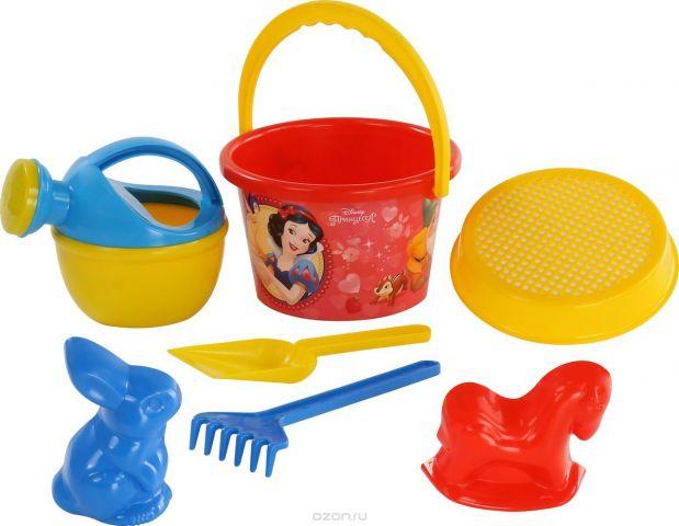 Disney Набор игрушек для песочницы Принцесса №8