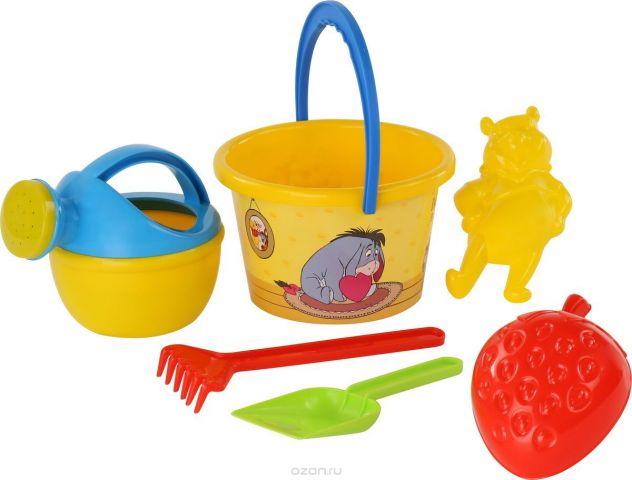 Disney Набор игрушек для песочницы Винни и его друзья №8