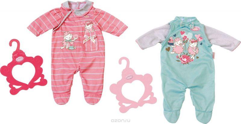 Zapf Creation Одежда для куклы Baby Annabell 700-846