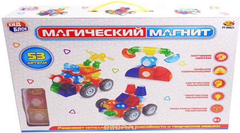 Abtoys Конструктор Магический магнит PT-00831