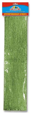Апплика Цветная бумага Зеленый перламутр 1 лист