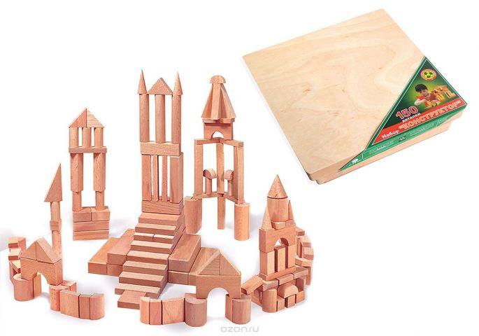 Престиж-Игрушка Деревянный конструктор К3701
