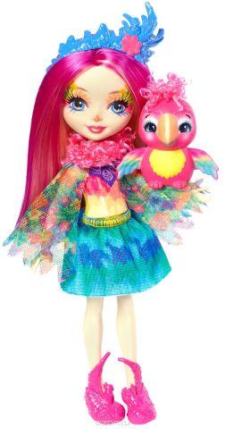 Enchantimals Игровой набор с куклой Дополнительная кукла со зверюшкой FNH22_FJJ21