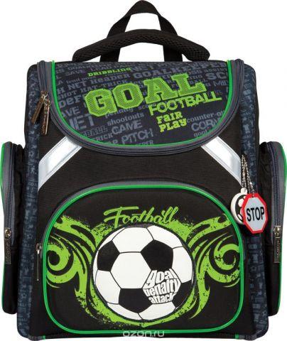 Berlingo Ранец школьный Ultra Compact Football style