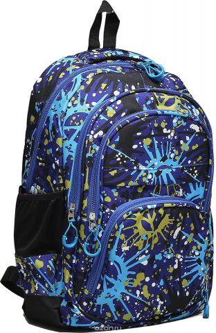 Рюкзак детский Созвездие цвет синий 1661154