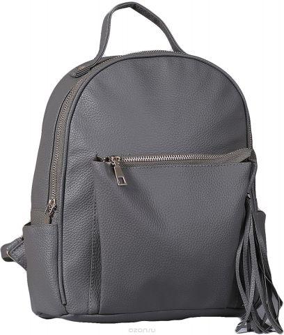 Рюкзак детский Лика цвет серый 2819087