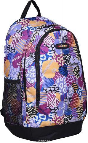Рюкзак детский Сердца цвет фиолетовый 1661074