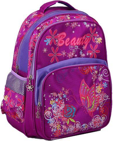 Рюкзак детский Блеск цвет розовый 2825964