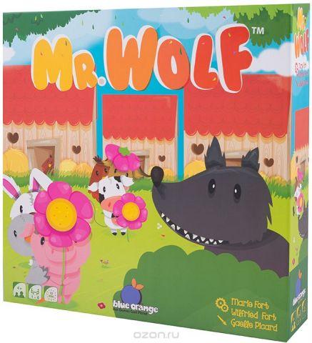 Blue Orange Настольная игра Мистер волк