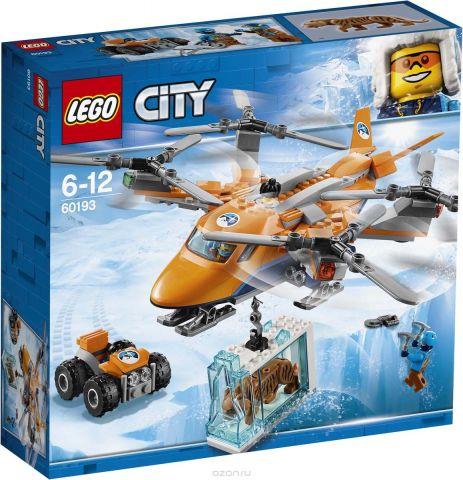 LEGO City Arctic Expedition Конструктор Арктический вертолет 60193