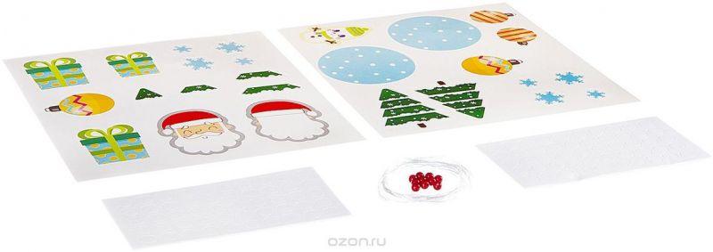 Bondibon Набор для декорирования Гирлянда Новый год