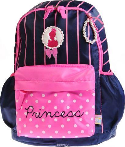 Vittorio Richi Рюкзак детский с наполнением цвет синий розовый K05R5510