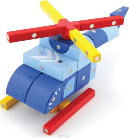 Genii Creation Конструктор деревянный Самолет