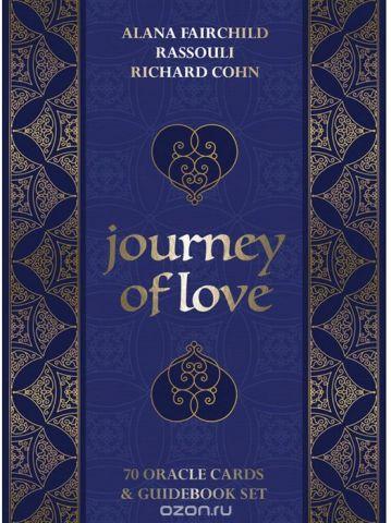 Карты Оракул Blue Angel Oracle cards Journey Of Love