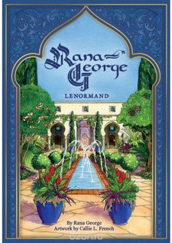 Карты Таро U.S. Games Systems Rana George Lenormand