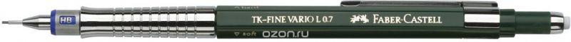 Карандаш механический Faber-Castell Tk-Fine Vario L, 0,7 мм