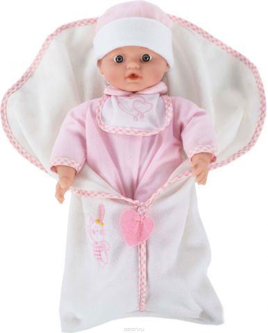 Кукла Loko Tiny Baby, с конвертом для новорожденных