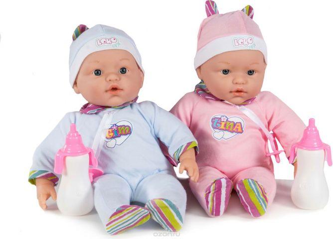 """Кукла Loko """"My Dolly Sucette. Близняшки"""", 2 шт"""