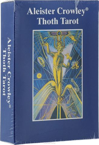 Карты Таро AGMuller Aleister Crowley Tarot - De Luxe