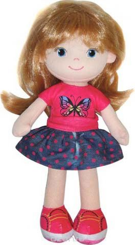 "Кукла Teddy ""Блондинка"", 32 см"