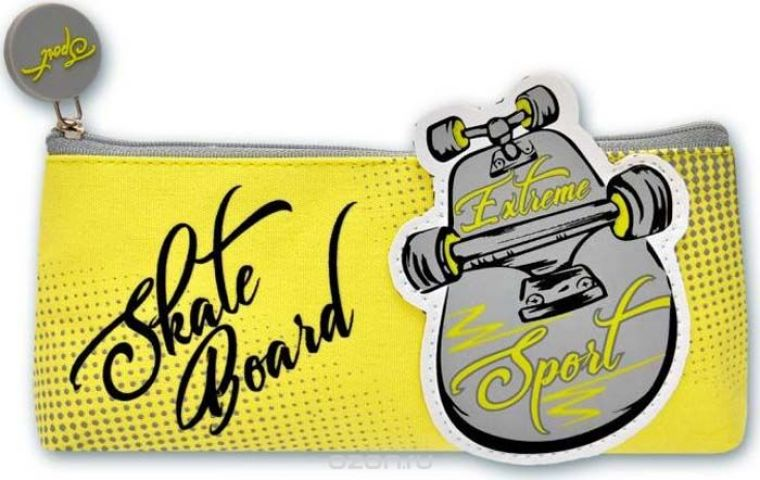 Скейтборд на молнии