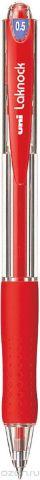 Набор ручек шариковых Uni, цвет чернил: красный, 12 шт. 66271
