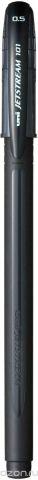 Набор ручек шариковых Uni, Jetstream SX-101-05, цвет чернил: черный, 12 шт