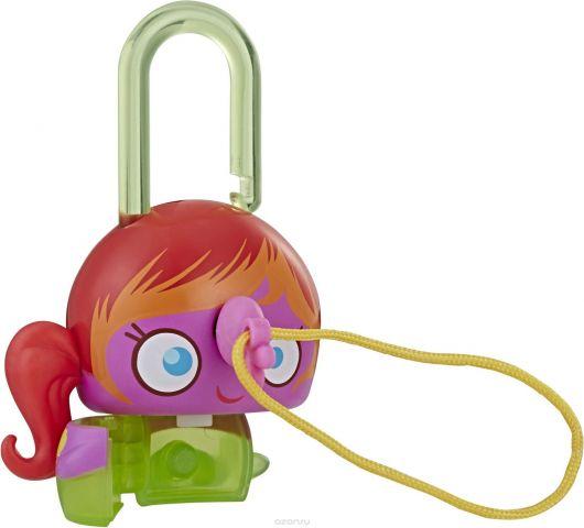 """Игровой набор Lock Stars """"Замочки с секретом. Фиолетовая русалка"""""""