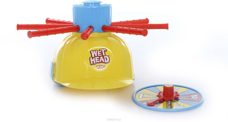 Wet Head Настольная игра Водная рулетка